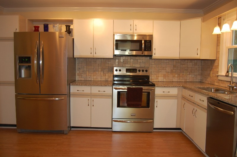 Additional photos for Laminate floor coverings for kitchens